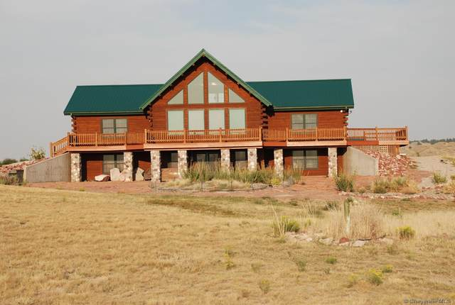 2104 Tollefson Tr, Fort Laramie, WY 82212 (MLS #83502) :: RE/MAX Capitol Properties