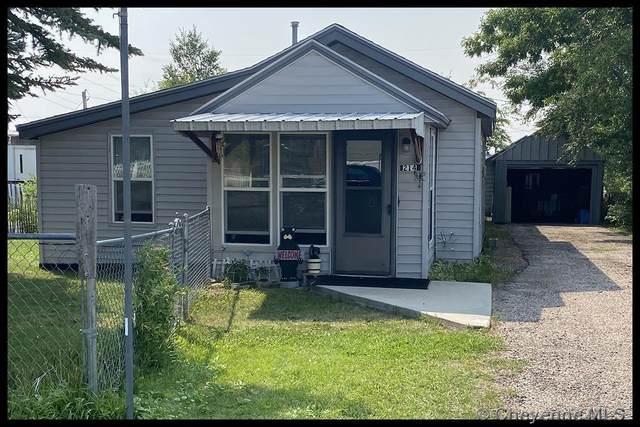 214 S Warren Ave, Glendo, WY 82201 (MLS #83508) :: RE/MAX Capitol Properties
