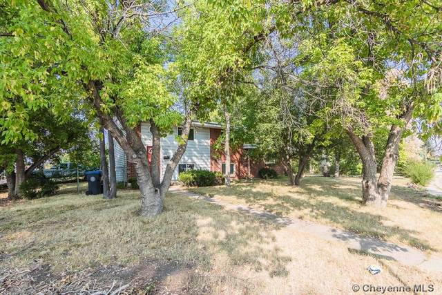 3924 E 10TH ST, Cheyenne, WY 82001 (MLS #83534) :: RE/MAX Capitol Properties