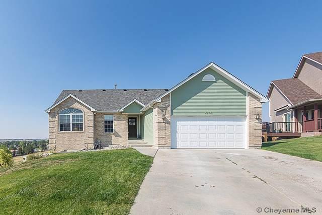 5802 Crestridge Dr, Cheyenne, WY 82009 (MLS #83542) :: RE/MAX Capitol Properties