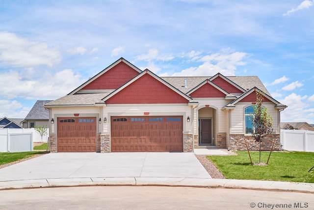 4127 Farthing Rd, Cheyenne, WY 82001 (MLS #83548) :: RE/MAX Capitol Properties