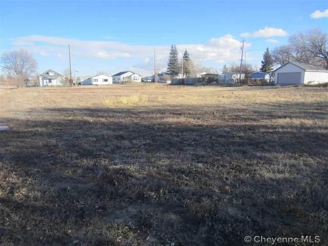 Lot 4 Laramie St #4, Cheyenne, WY 82001 (MLS #83554) :: RE/MAX Capitol Properties