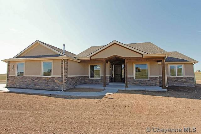 TBD Scenic Ridge Dr, Cheyenne, WY 82009 (MLS #83589) :: RE/MAX Capitol Properties