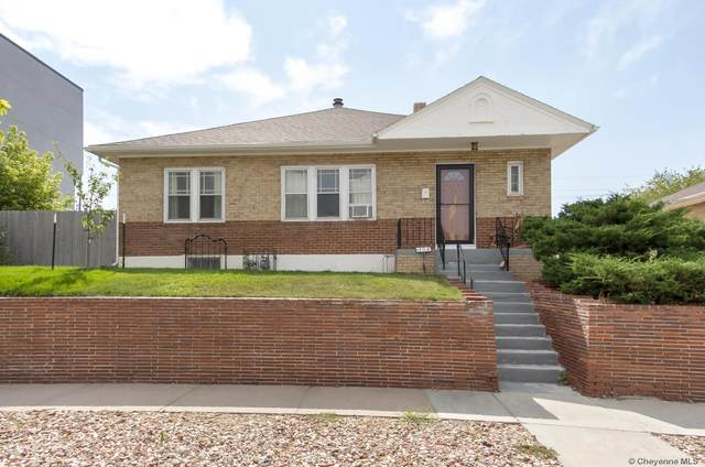 303 E 27TH ST, Cheyenne, WY 82001 (MLS #83595) :: RE/MAX Capitol Properties