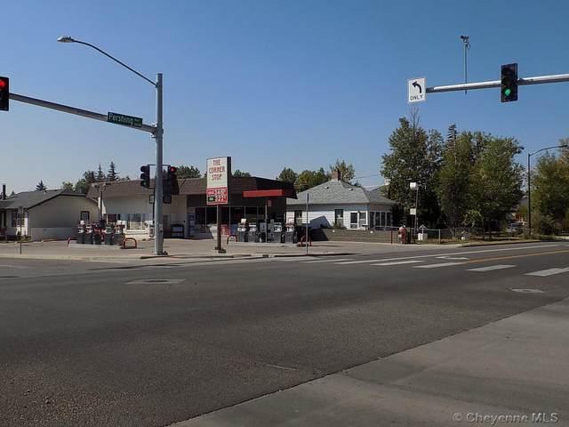 901 W Pershing Blvd, Cheyenne, WY 82001 (MLS #83608) :: RE/MAX Capitol Properties