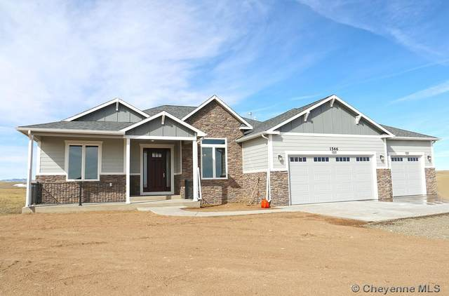 1659 Big Loop Ct, Cheyenne, WY 82009 (MLS #83632) :: RE/MAX Capitol Properties