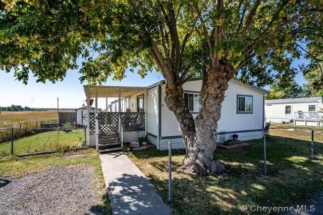 751 Avenue C #17, Cheyenne, WY 82007 (MLS #83681) :: RE/MAX Capitol Properties