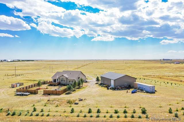 2681 Saddle Up Dr, Cheyenne, WY 82009 (MLS #83684) :: RE/MAX Capitol Properties