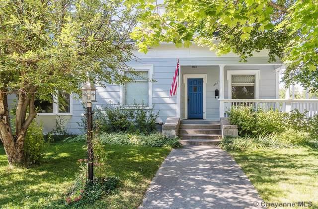 2820 Pioneer Ave, Cheyenne, WY 82001 (MLS #83687) :: RE/MAX Capitol Properties