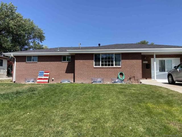 1816 Milton Dr, Cheyenne, WY 82001 (MLS #83689) :: RE/MAX Capitol Properties