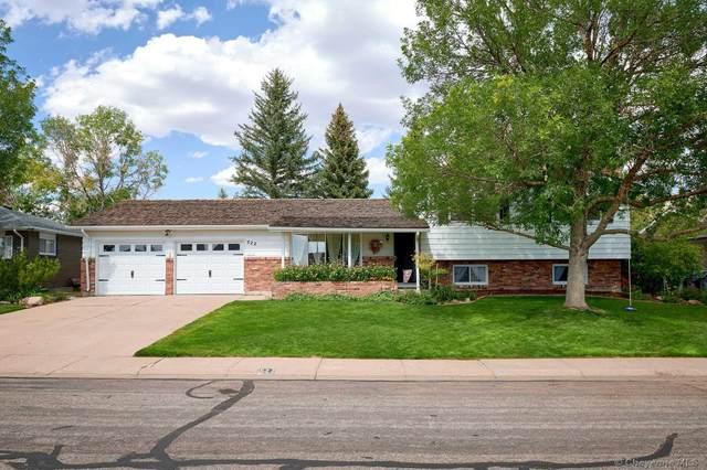 522 Rutgers Rd, Cheyenne, WY 82009 (MLS #83690) :: RE/MAX Capitol Properties