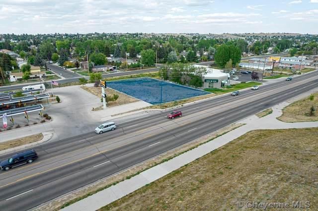 TBD Dell Range Blvd, Cheyenne, WY 82009 (MLS #83717) :: RE/MAX Capitol Properties