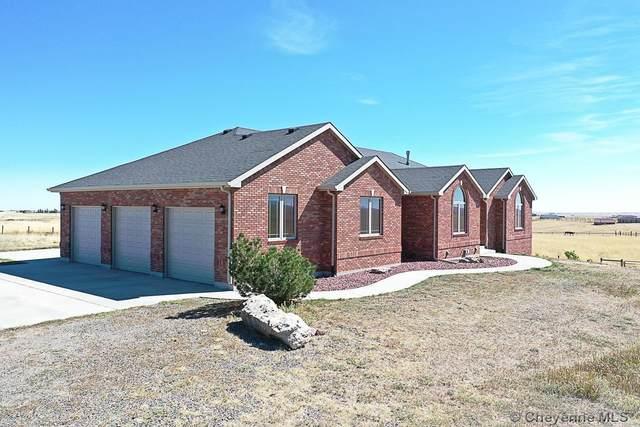 1551 Horse Creek Rd, Cheyenne, WY 82009 (MLS #83733) :: RE/MAX Capitol Properties