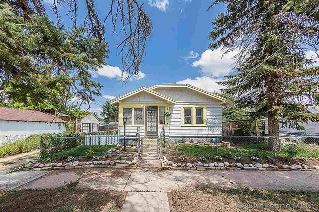 711 Seymour Ave, Cheyenne, WY 82007 (MLS #83751) :: RE/MAX Capitol Properties