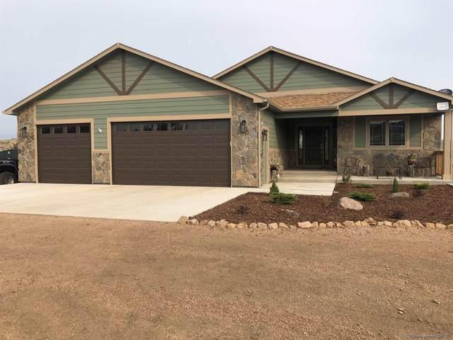 1365 Wildcat Trail, Cheyenne, WY 82009 (MLS #83755) :: RE/MAX Capitol Properties