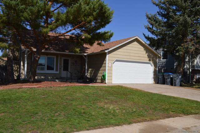 4208 Rogers Ave, Cheyenne, WY 82009 (MLS #83763) :: RE/MAX Capitol Properties