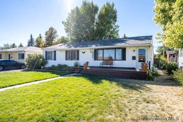 3338 Birch Pl, Cheyenne, WY 82001 (MLS #83772) :: RE/MAX Capitol Properties