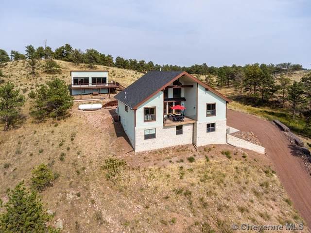 13 Harriman Dr, Granite Canon, WY 82059 (MLS #83780) :: RE/MAX Capitol Properties