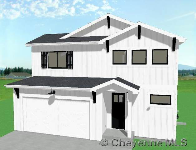 4209 Sage Rd, Cheyenne, WY 82001 (MLS #83797) :: RE/MAX Capitol Properties