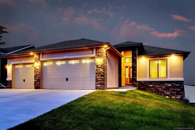5801 Jade Bluff, Cheyenne, WY 82009 (MLS #83809) :: RE/MAX Capitol Properties