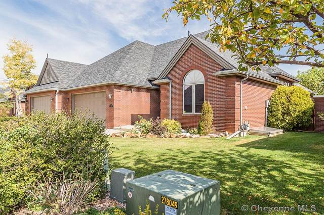 7439 Hilary Dr, Cheyenne, WY 82009 (MLS #83861) :: RE/MAX Capitol Properties