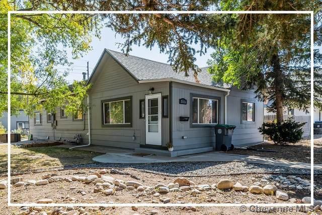 515 W 25TH ST, Cheyenne, WY 82001 (MLS #83868) :: RE/MAX Capitol Properties