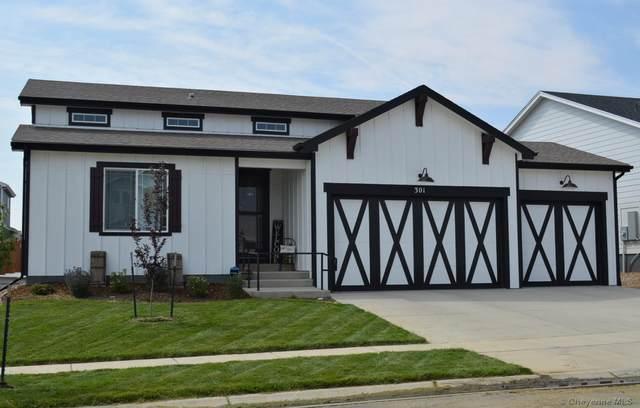 4127 Sage Rd, Cheyenne, WY 82001 (MLS #83873) :: RE/MAX Capitol Properties