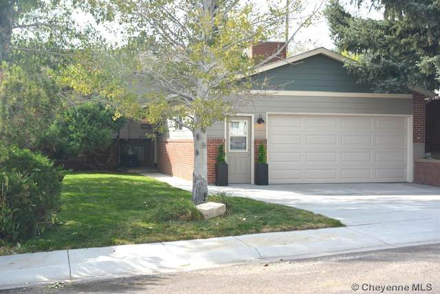 6538 Moreland Ave, Cheyenne, WY 82009 (MLS #83886) :: RE/MAX Capitol Properties