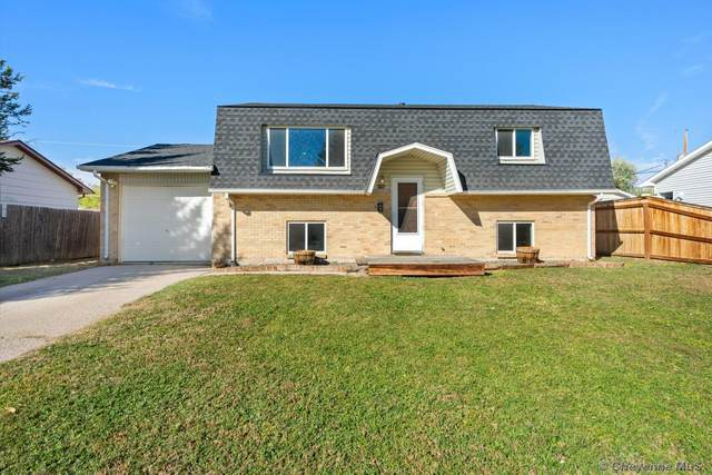 4746 Linden Wy, Cheyenne, WY 82009 (MLS #83903) :: RE/MAX Capitol Properties