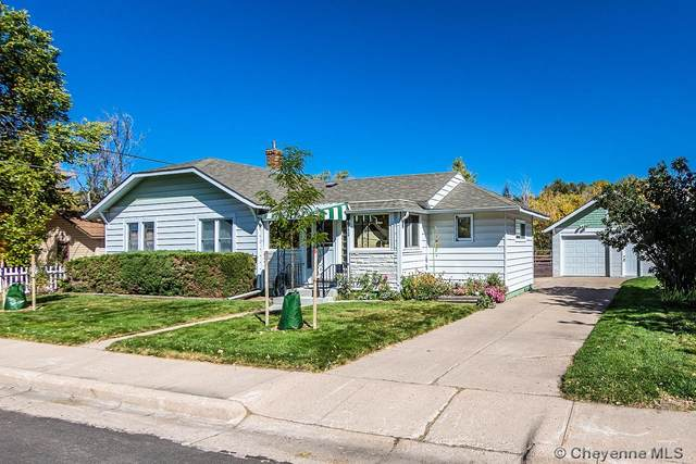 611 Seymour Ave, Cheyenne, WY 82007 (MLS #83904) :: RE/MAX Capitol Properties