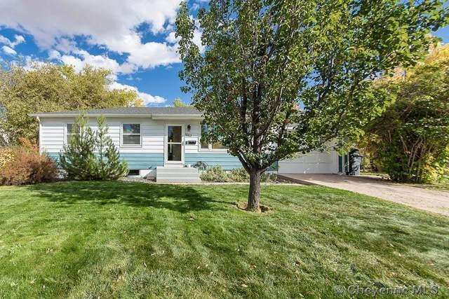 1007 Kingham Dr, Cheyenne, WY 82001 (MLS #83910) :: RE/MAX Capitol Properties