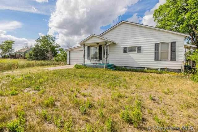 5376 3RD ST, Egbert, WY 82053 (MLS #83917) :: RE/MAX Capitol Properties