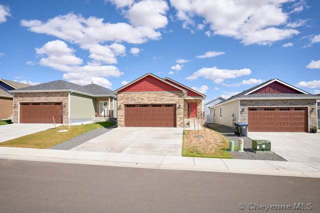 3519 Red Feather Tr, Cheyenne, WY 82001 (MLS #83926) :: RE/MAX Capitol Properties