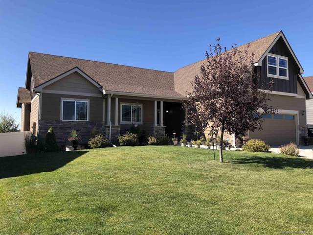 3432 Campfire Trail, Cheyenne, WY 82001 (MLS #83927) :: RE/MAX Capitol Properties