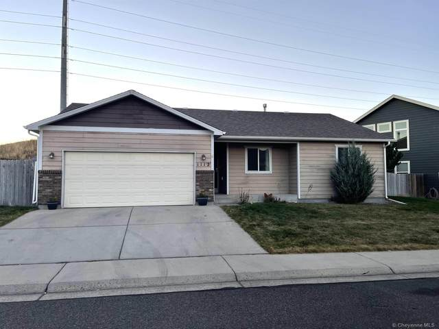 1112 Concerto Ln, Cheyenne, WY 82007 (MLS #83928) :: RE/MAX Capitol Properties