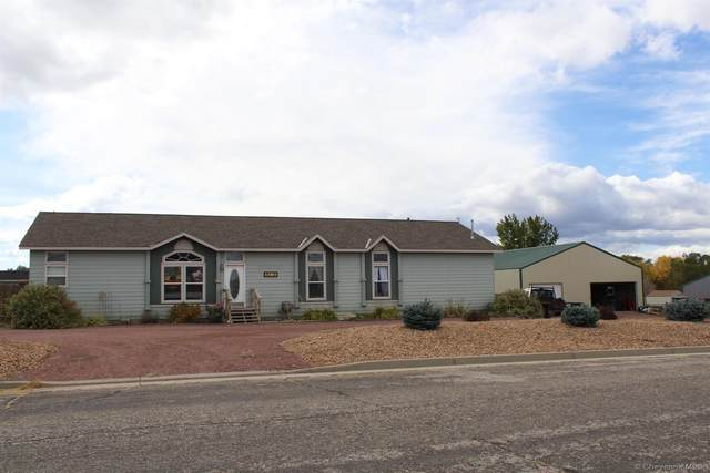 500 Marble Ave, Guernsey, WY 82214 (MLS #83942) :: RE/MAX Capitol Properties