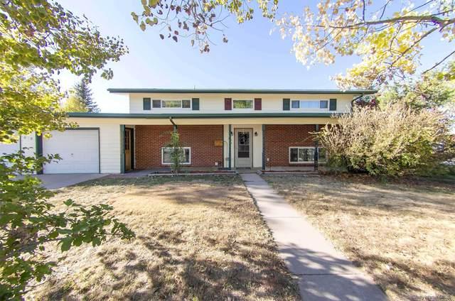 619 Meadowlark Ln, Cheyenne, WY 82009 (MLS #83943) :: RE/MAX Capitol Properties