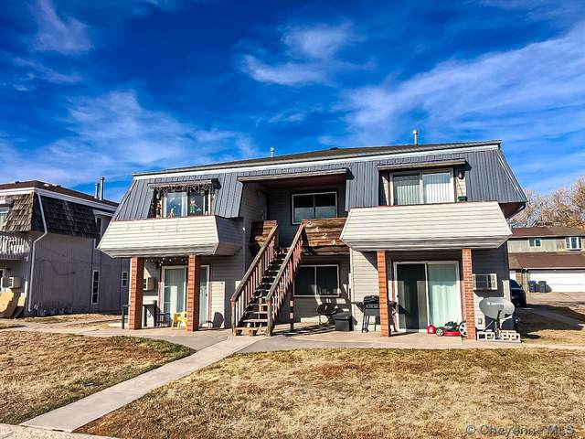 2424 Pattison Ave, Cheyenne, WY 82001 (MLS #83950) :: RE/MAX Capitol Properties