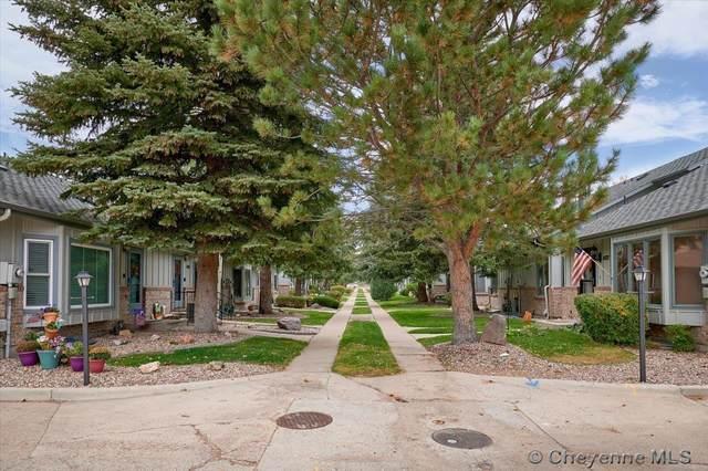 1429 Trent Ct, Cheyenne, WY 82009 (MLS #83957) :: RE/MAX Capitol Properties
