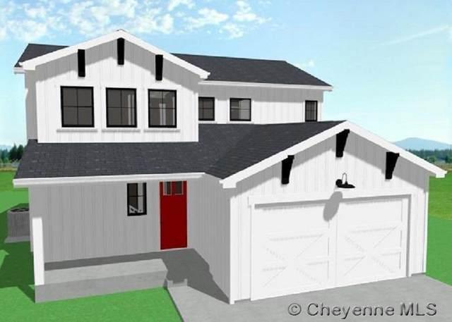 4123 Sage Rd, Cheyenne, WY 80021 (MLS #83968) :: RE/MAX Capitol Properties