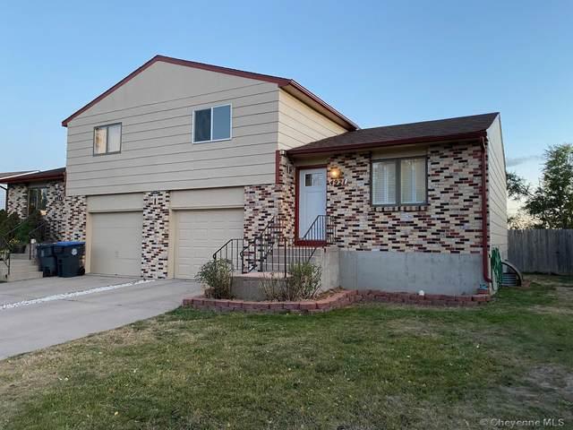 4921 Atlantic Dr, Cheyenne, WY 82001 (MLS #83977) :: RE/MAX Capitol Properties