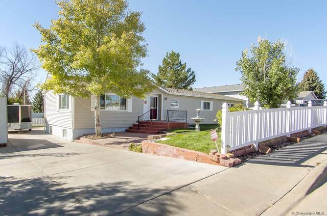 3817 Robitaille Ct, Cheyenne, WY 82001 (MLS #83998) :: RE/MAX Capitol Properties