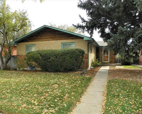 105 W 1ST AVE, Cheyenne, WY 82001 (MLS #84001) :: RE/MAX Capitol Properties
