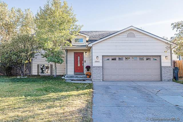 5901 Providence Pl, Cheyenne, WY 82001 (MLS #84014) :: RE/MAX Capitol Properties