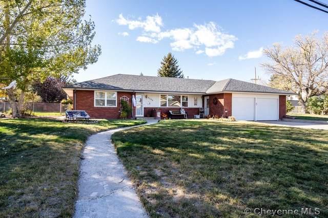 6204 Deer Ave, Cheyenne, WY 82009 (MLS #84017) :: RE/MAX Capitol Properties