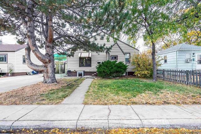 2418 Duff Ave, Cheyenne, WY 82001 (MLS #84018) :: RE/MAX Capitol Properties