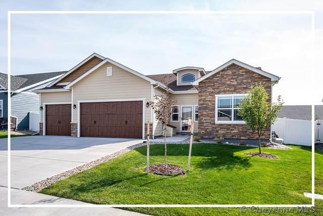 3810 Rustic Rd, Cheyenne, WY 82001 (MLS #84020) :: RE/MAX Capitol Properties
