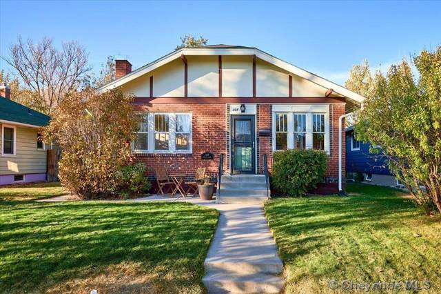308 E 4TH AVE, Cheyenne, WY 82001 (MLS #84027) :: RE/MAX Capitol Properties
