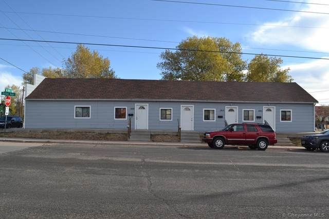 1915 Dillon Ave, Cheyenne, WY 82001 (MLS #84040) :: RE/MAX Capitol Properties