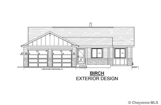1215 Rabbit Brush Trl, Cheyenne, WY 82007 (MLS #84044) :: RE/MAX Capitol Properties